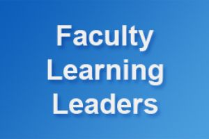 Faculty Learning Leaders